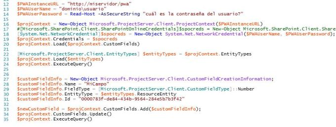 Powershell_CreateCustomField1